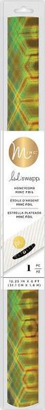 "Heidi Swapp Minc Specialty Reactive Foil 12.25"" Honeycomb"