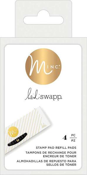 Heidi Swapp Minc Toner Stamping Stamp Pad Refills 4/Pkg
