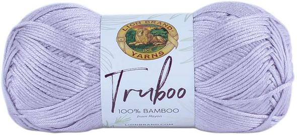 Lion Brand Truboo Yarn Lilac