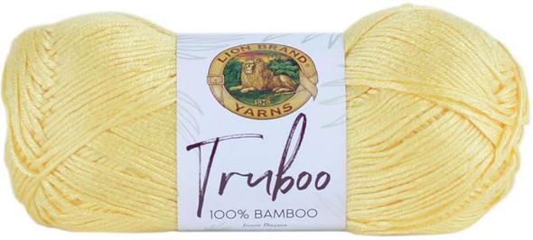 Lion Brand Truboo Yarn Yellow