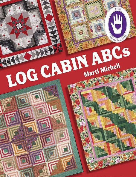 Log Cabin ABCs Book By Marti Michell