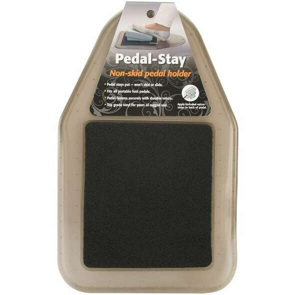 Pedal-Stay Sewing Machine Pedal Pad