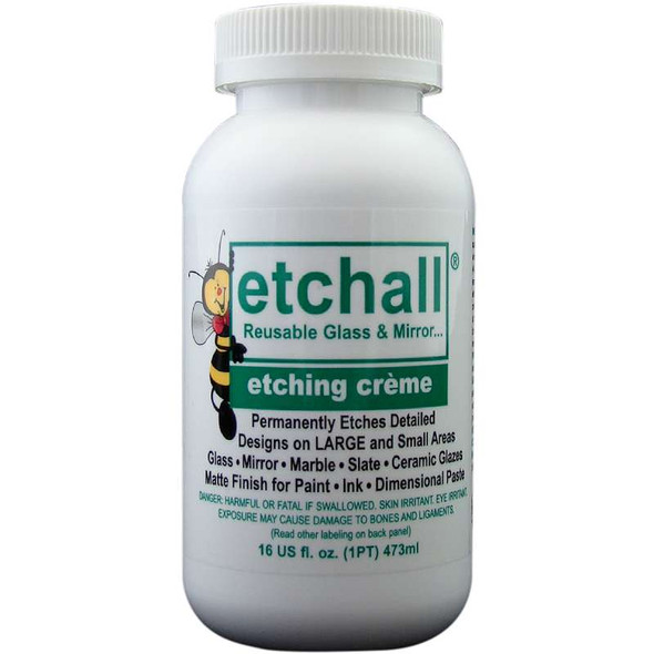 etchall(R) Etching Creme 16oz