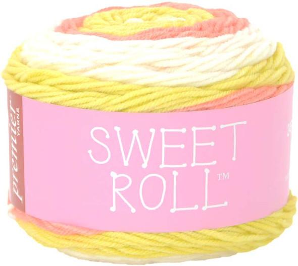 Premier Yarns Sweet Roll Yarn Citrus Pop