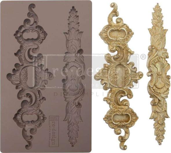 """Prima Marketing Re-Design Mould 5""""X8""""X8mm Sicilian Plates"""