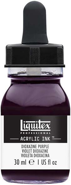 Liquitex Ink 30ml Dioxazine Purple
