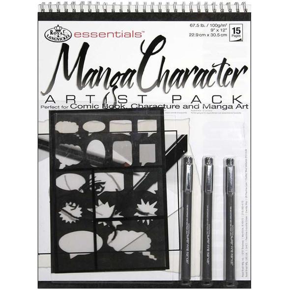 Essentials Artist Pack Manga Character