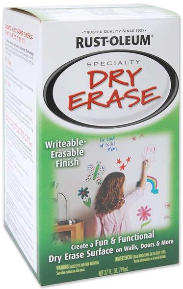 Rust-Oleum Dry-Erase Paint Gloss White