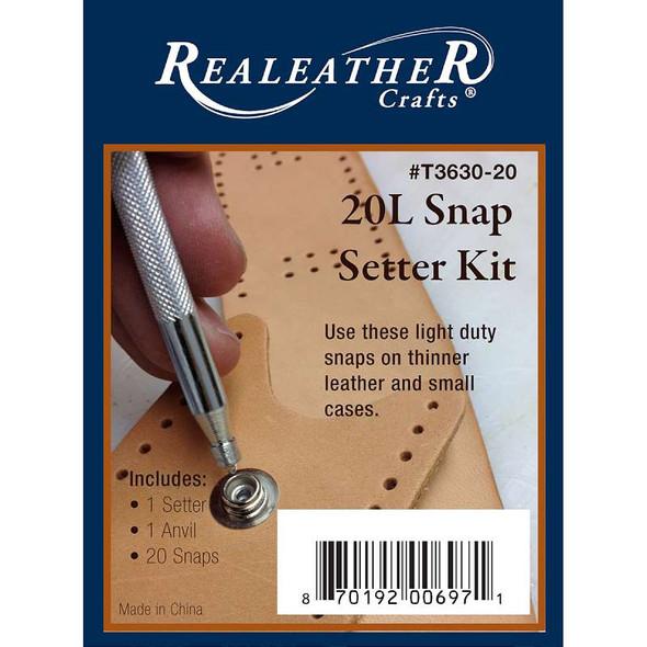20L Snap Setter Kit Nickel