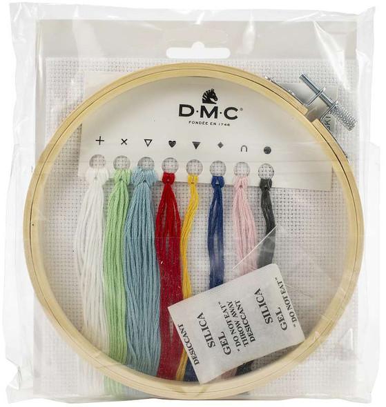 DMC Stitch Kit XS Cat (14 Count)