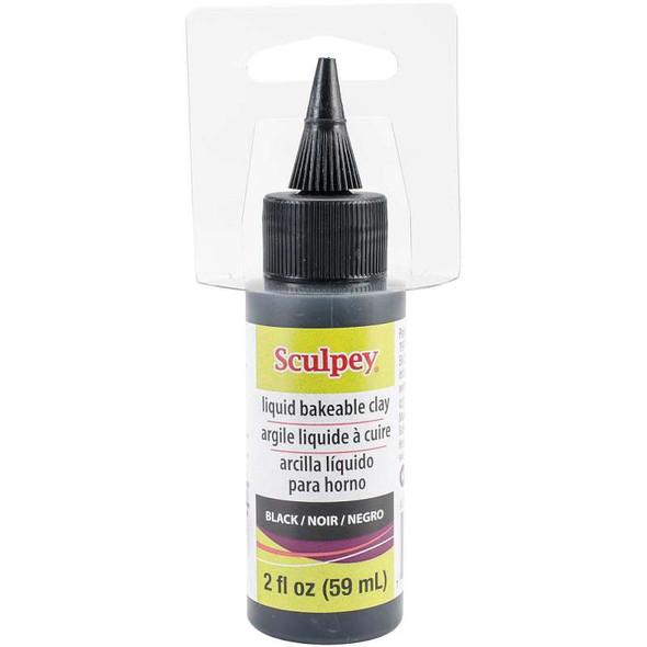 Liquid Sculpey 2oz Clear