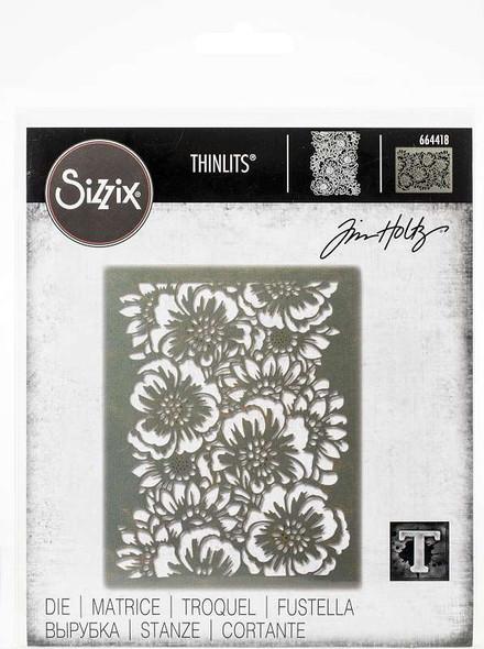 Sizzix Thinlits Dies By Tim Holtz Bouquet