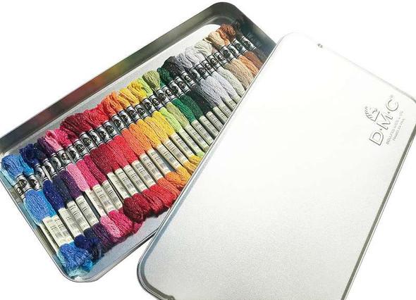 DMC Etoile Embroidery Floss Tin 8.7yd 35/Pk New Etoile Colors