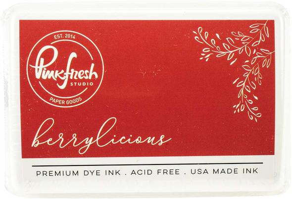 Pinkfresh Studio Premium Dye Ink Pad Berrylicous