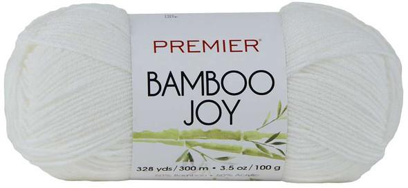 Premier Yarns Bamboo Joy Yarn White