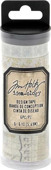 Idea-Ology Design Tape 6/Pkg Salvaged
