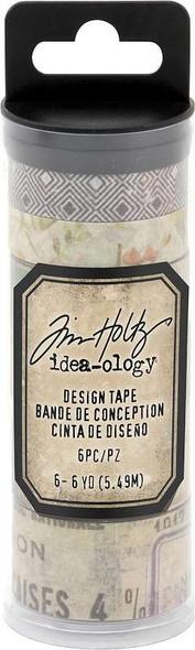 Idea-Ology Design Tape 6/Pkg Collector