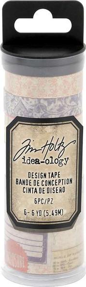 Idea-Ology Design Tape 6/Pkg Merchant