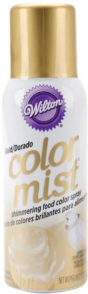 Metallic Color Mist Spray 1.5oz Gold