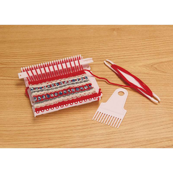 Single Mini Weaving Loom