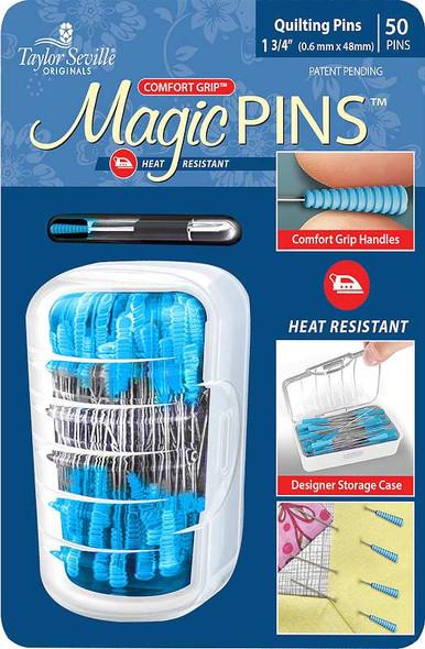 Taylor Seville Magic Pins 50/Pkg
