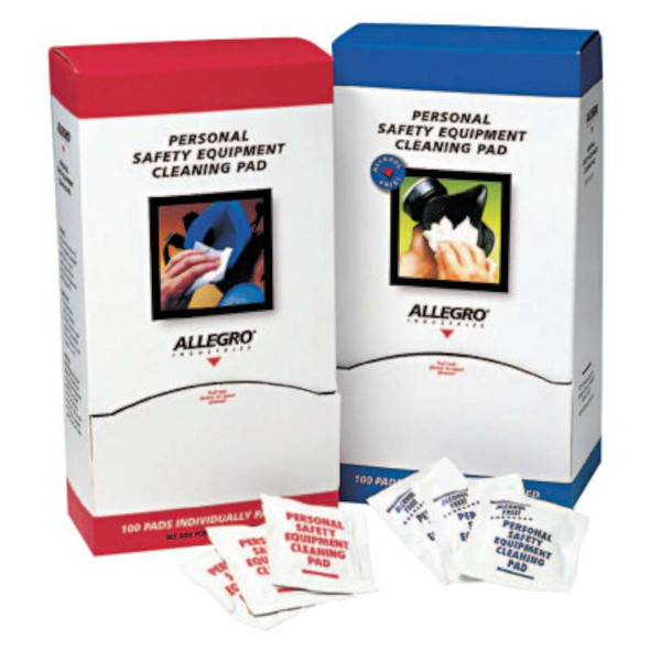 Allegro® Respirator Cleaning Wipes