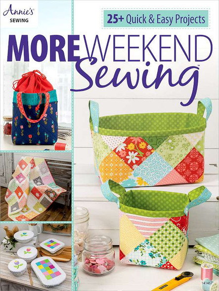 Annie's Books More Weekend Sewing