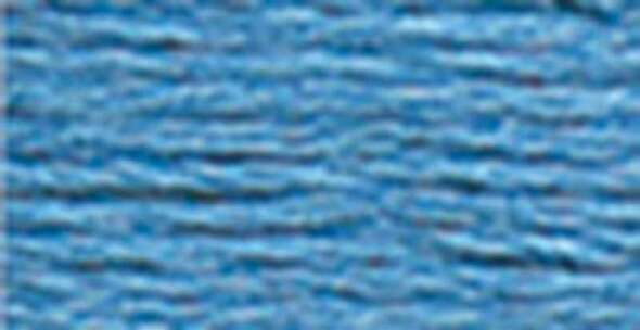 DMC 6-Strand Embroidery Cotton 100g Cone Blue Medium