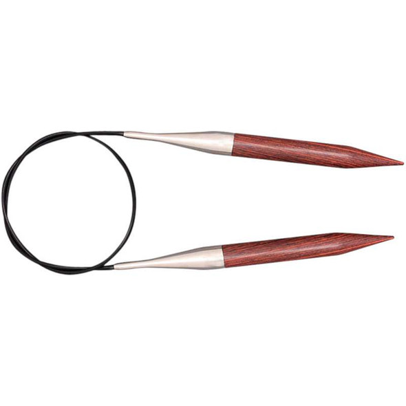 "Dreamz Fixed Circular Needles 9"" Size 8/5mm"