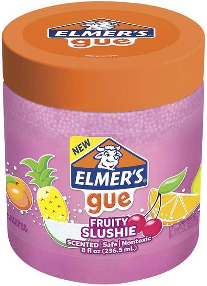 Elmer's Premade Slime Pink Crunch