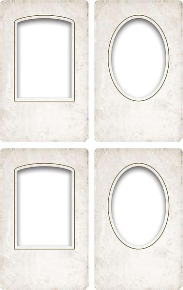 Idea-Ology Bookboard Collage Frames 4/Pkg