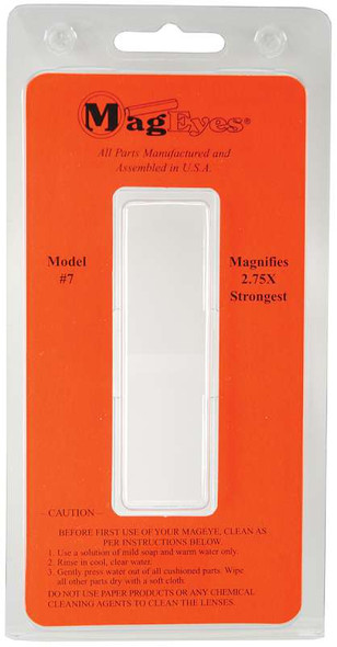 MagEyes Magnifier Lens #7 (2.75x)