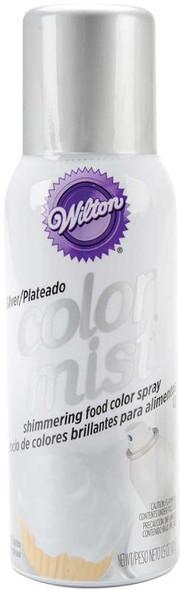 Metallic Color Mist Spray 1.5oz Silver