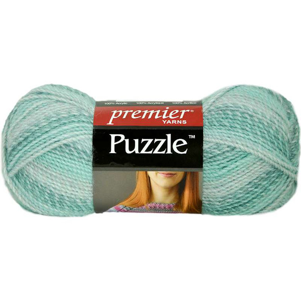 Puzzle Yarn Dominoes