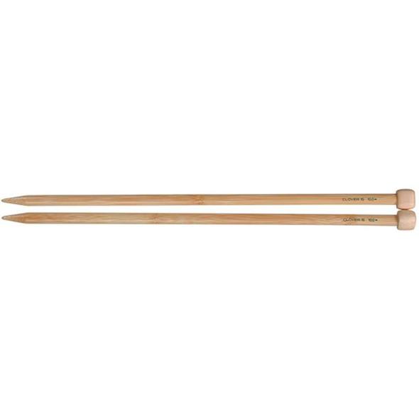 "Takumi Bamboo Single Point Knitting Needles 13"" To 14"" Size 1/2.25mm"