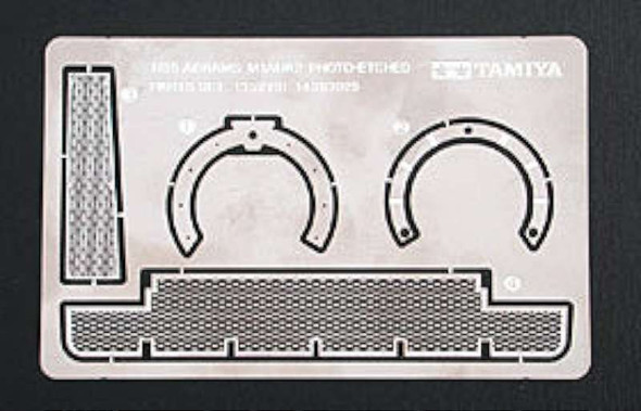 Tamiya 35273 US Abrams Photo Etched Parts M1A1