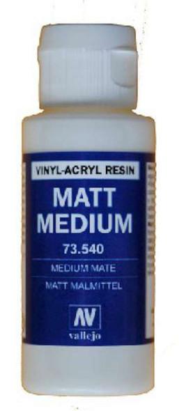 Vallejo Auxiliary Products - Matt Medium (60ml)