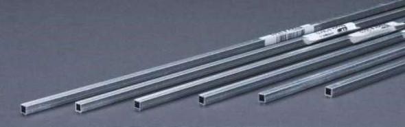 Value Brand 83012 Grainger Approved Aluminum Tubes Tubing, square,9/64 in. Inside sq.