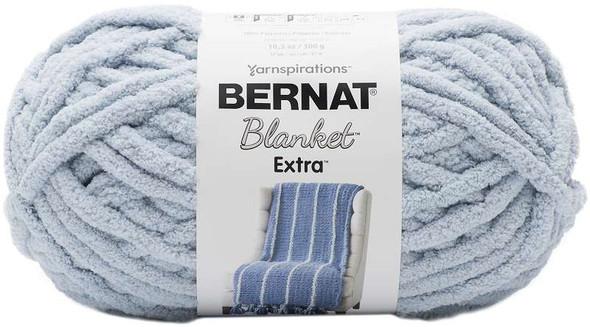 Bernat Blanket Extra Yarn Softened Blue