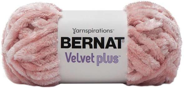 Bernat Velvet Plus Yarn Pink Dust