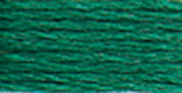 DMC Pearl Cotton Skein Size 3 16.4yd Dark Aquamarine