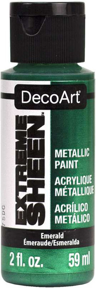 Extreme Sheen Paint 2oz Emerald
