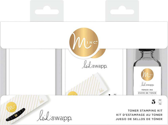 Heidi Swapp Minc Toner Stamping Kit 5/Pkg