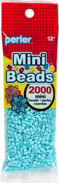Mini Perler Beads 2000/Pkg Toothpaste