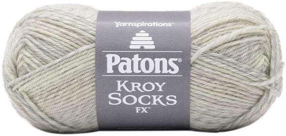 Patons Kroy Socks FX Yarn Seashell