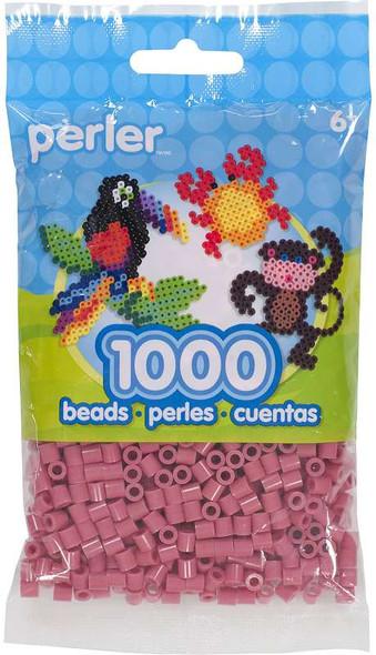 Perler Beads 1,000/Pkg Rose