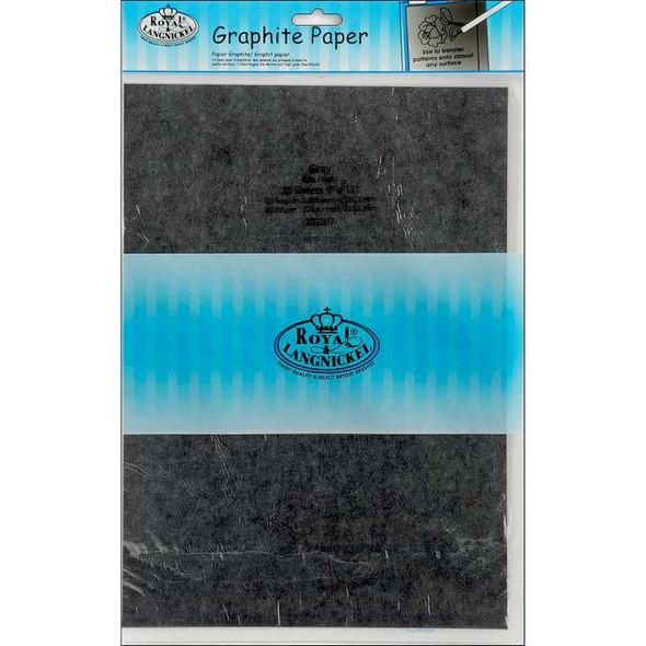 "Grey Transfer Paper 9""X13"" 20/Pkg"