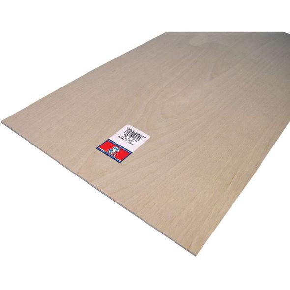 "Plywood Sheet 12""X24""X.125"""