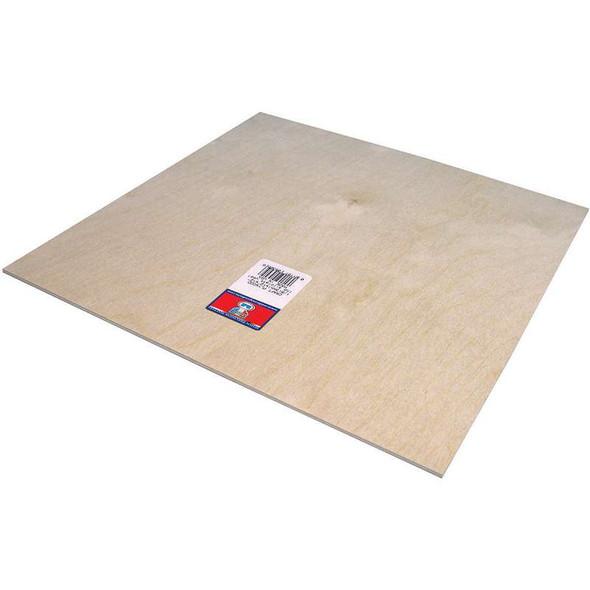 "Plywood Sheet 12""X12""X.125"""