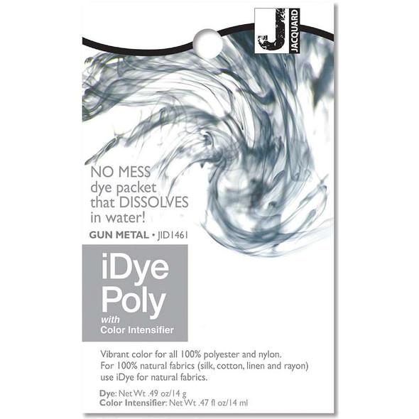 Jacquard iPoly Fabric Dye 14g Gun Metal